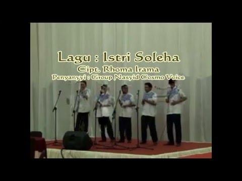 Lagu Istri Soleha ~ Nasyid CosmoVoice
