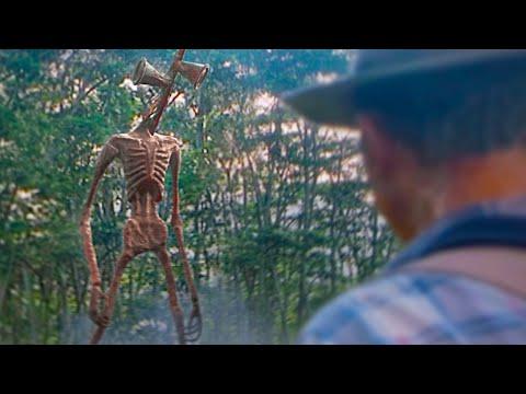 Siren Head In Jurassic Park