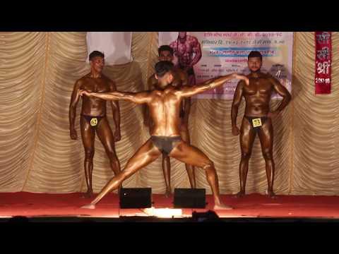 Bodybuilding Music Pose Best Poser  Govyachya Kinaryav गोव्याच्या किनाऱ्याव
