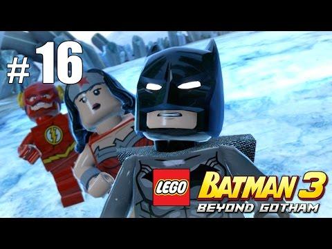 Бэтмен против Супермена (Финал) - LEGO Batman 3: Покидая Готэм - #16