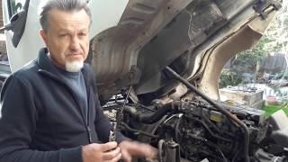 Троит двигатель DCI (Устранение неполадки)