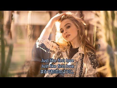 洋楽 和訳 Lost Kings - First Love feat. Sabrina Carpenter