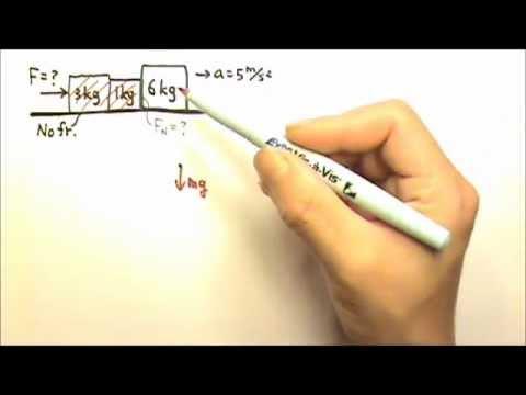 AP Physics 1: Forces 8: Multi-Object Problems Part 2
