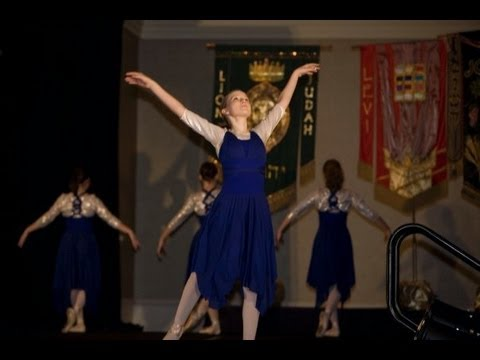 """THIS HANUKKAH"" Dance - Marty Goetz (Ballet)"