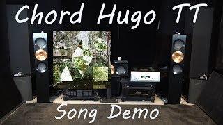 Hugo TT Clean Bandit Rather Be Live Recorded - Chord Electronics Hugo TT Dac Demo Review