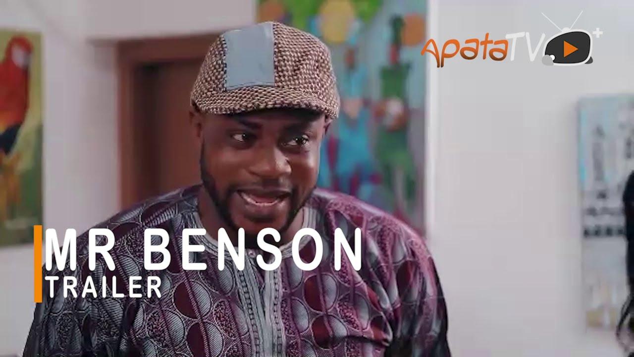 Download Mr Benson Yoruba Movie 2021 Now Showing On ApataTV+