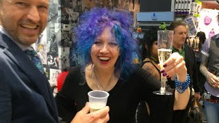 Evento Manic Panic New York by Acid Spring.