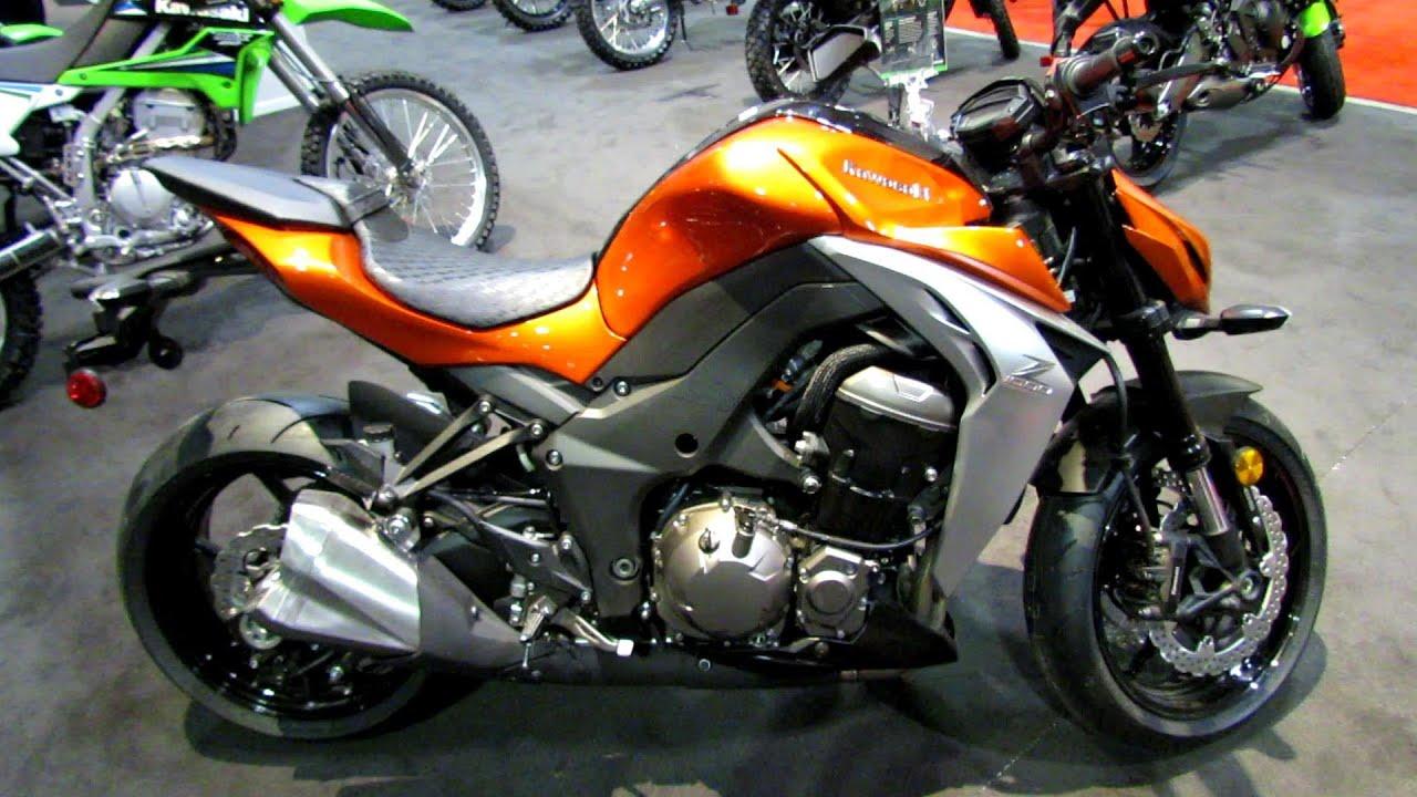 2014 Kawasaki Z1000 Walkaround