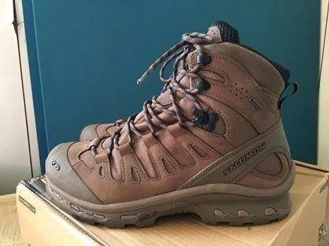 9ff25ac33335 Review and comparison of Salomon Quest 4D Forces (GTX and non GTX ...