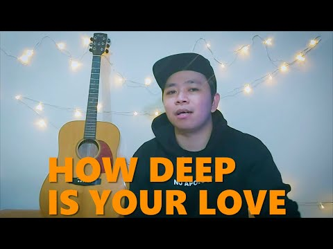 How Deep Is Your Love - Victor Repi
