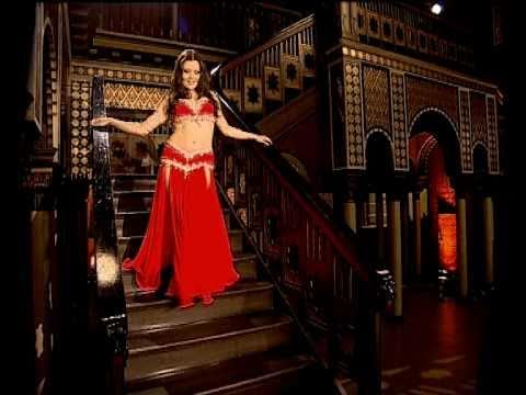 Cleopatra Bauchtanz Leipzig Promoclip 2010 by Amazone Media