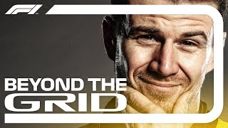 Nico Hulkenberg Interview | Beyond The Grid | Official F1 Podcast