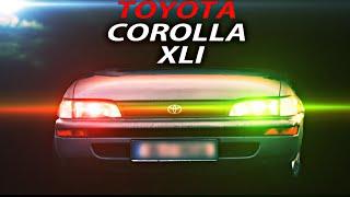 Toyota Corolla XLI 1.3 commercial advert 2015. The 1992-1997 Toyota...