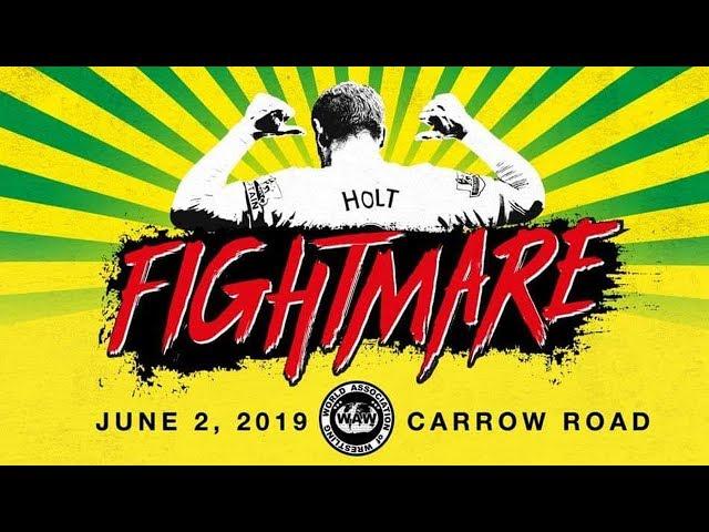 WAW Fightmare 3 Trailer