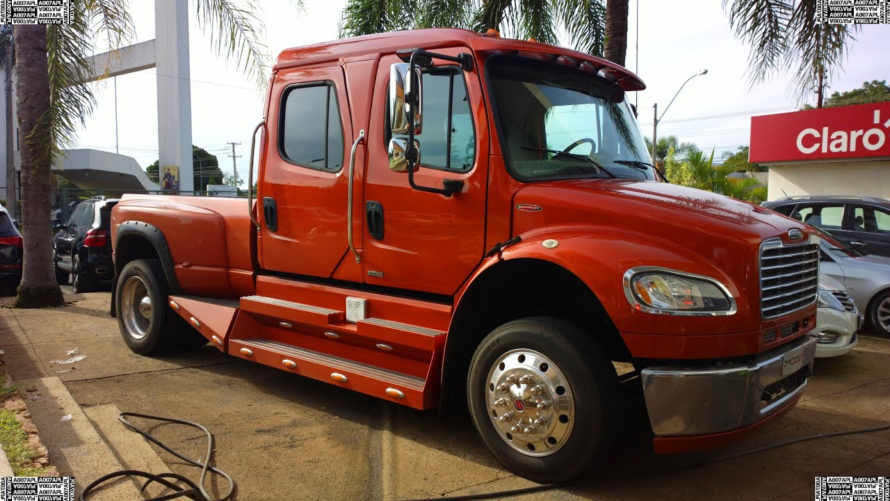 Freightliner M2 Sport Chassis Na Modena
