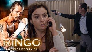 Ringo - Capítulo 58: ¡Diego manda secuestrar a Garay! | Televisa
