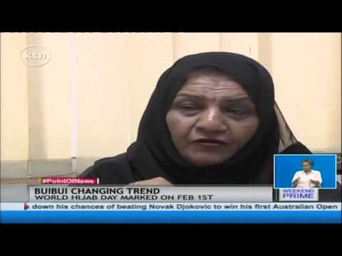 Kenyan is ready to mark World Hijab Day on 1st of February