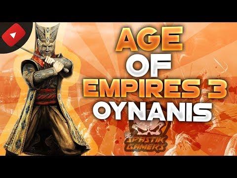 OSMANLI İMPARATORLUĞUNUN GÜCÜ / Age Of Empires 3 : Türkçe Oynanış