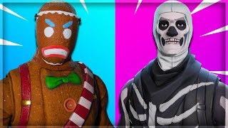 10 SKINS THAT ALWAYS KILL YOU IN FORNITE! (Fortnite Battle Royale)