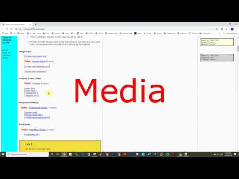 Media Tags In HTML