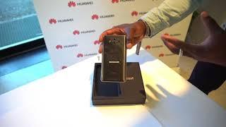 Huawei Mate 10 Mocha Brown Unboxing