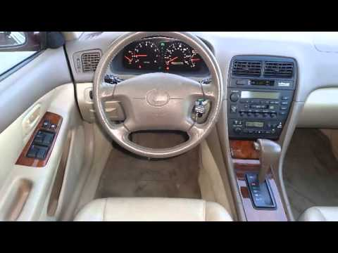 1997 Lexus ES 300 - Northside Lexus - Houston, TX 77090