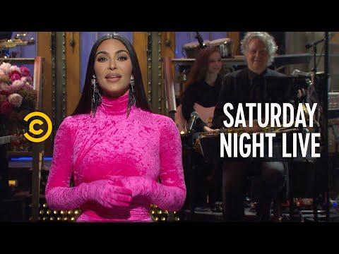 Kim Kardashian SNL Opening Monologue (Sub Indo)   Saturday Night Live