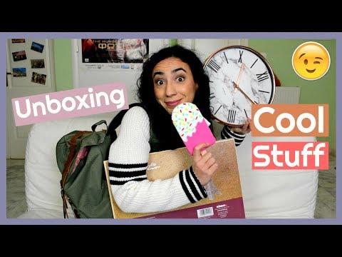 Unboxing- Πράγματα για το σπίτι από Πλαίσιο || Dodo