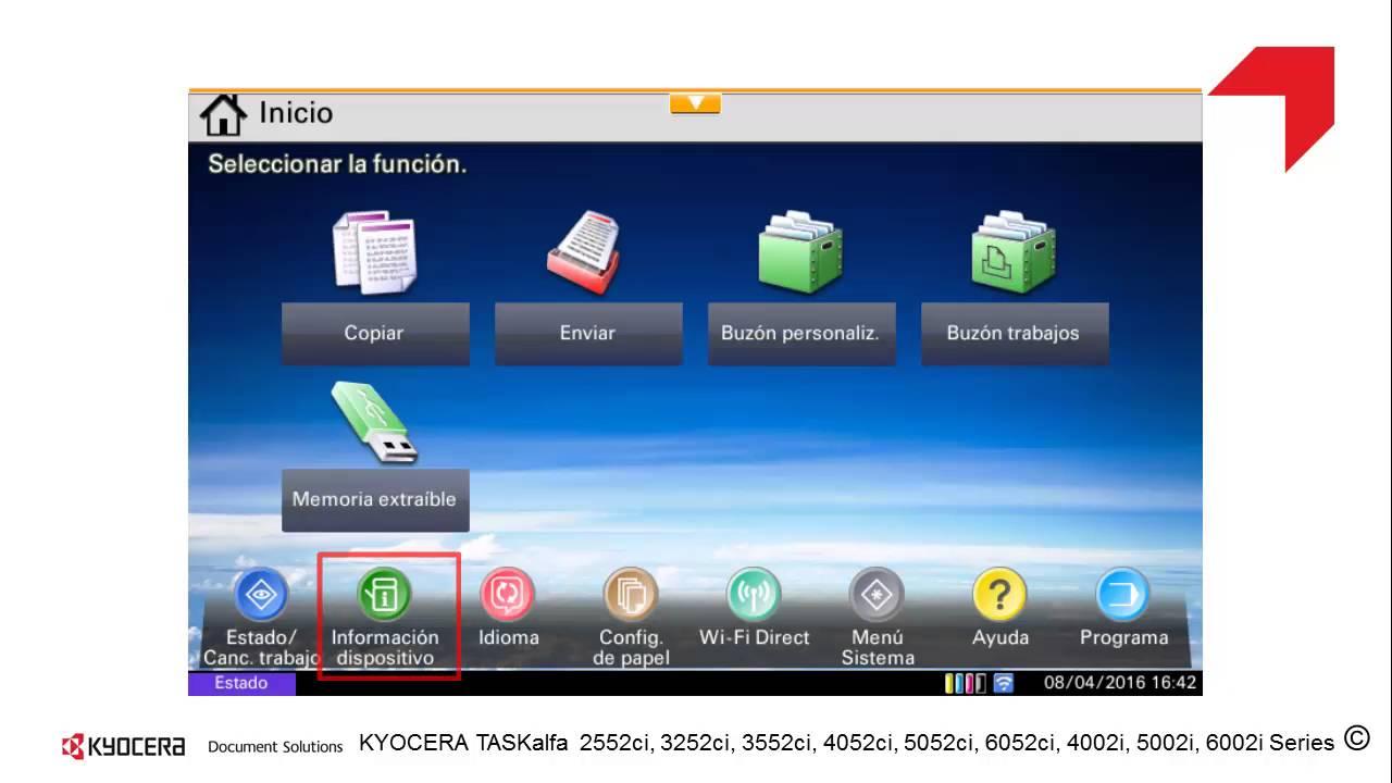 TASKalfa 5052ci Driver Download Center Kyocera - mandegar info