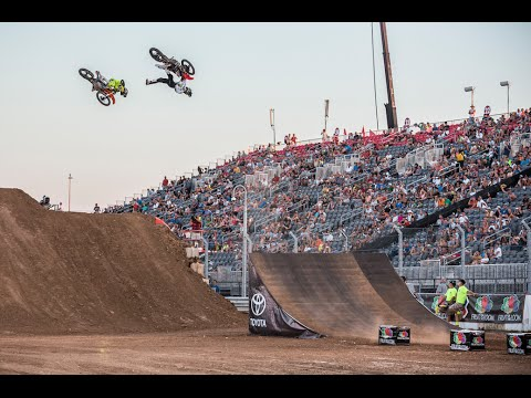 Dirt Shark - X Games Austin 2015