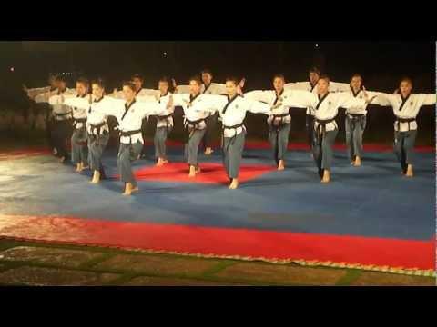 Kỹ Thuật Taekwondo (Đội quyền Quốc Gia Việt Nam)