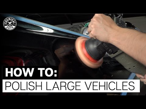 How To Polish Large Vehicles! - Chemical Guys