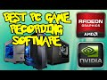THE BEST GAME RECORDING SOFTWARE - Nvidia Shadowplay - PC