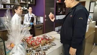 Περιοδεία Υποψηφίου Δημάρχου Χαϊδαρίου, Γιάννη Κέντρη στην Τοπική Αγορά της πόλης