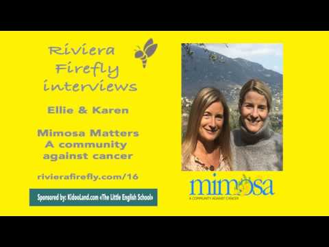 16: Mimosa matters committee Ellie Goblet d'Alviella and Karen Hockney and their fight against...