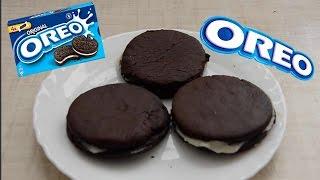 Рецепт печенья OREO.