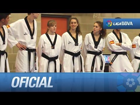 La LFP World Challenge lleva el taekwondo español a Adelaida - 동영상