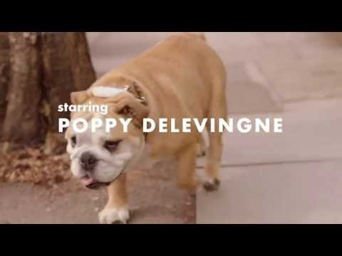 Being British with Poppy Delevingne x Jo Malone London - Outtakes