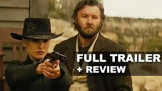 Jane Got a Gun International Trailer + Trailer Review : Beyond The Trailer