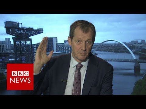 """I'm sorry Theresa May, you have had it"" Alastair Campbell - BBC News"