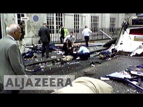 Major attacks in UK's recent history