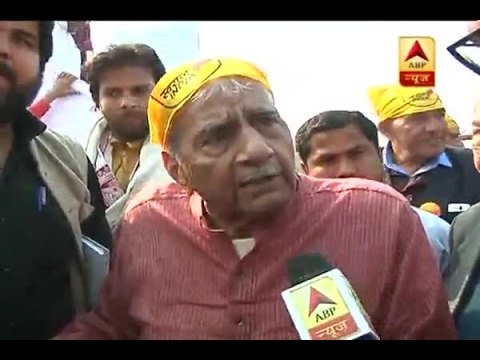 """Delhi govt is working against the Constitution"", alleges Shanti Bhushan"