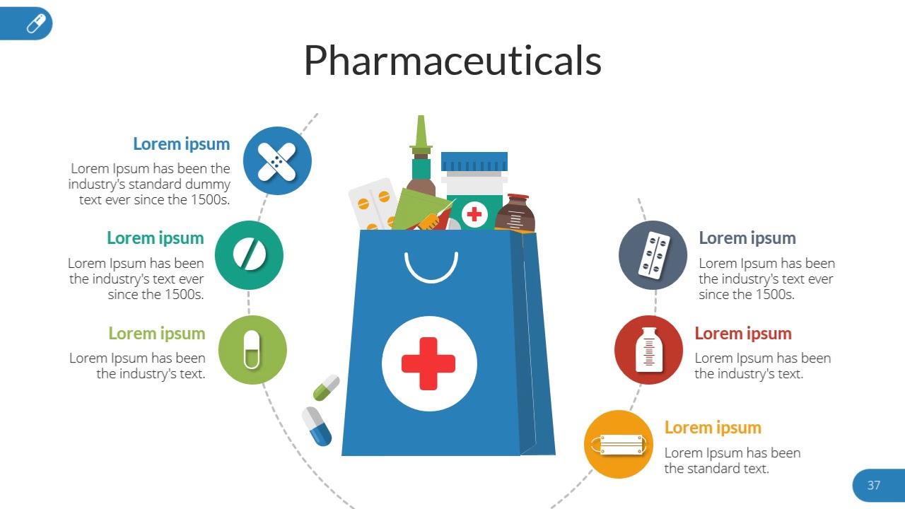Pharmacy Powerpoint Presentation Template Youtube