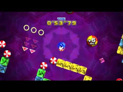 08. Special Stage 7 | Let's Play Sonic The Hedgehog 4 Episode 1