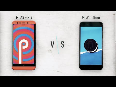 Mi A2 / A1 : Official Android 9.0 Pie beta - First Look | What's New : Android One ??