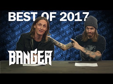 BEST METAL ALBUMS OF 2017 | BangerTV pick our faves