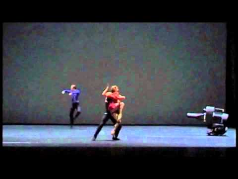 Ross Martinson - Quintett by William Forsythe