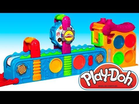 Thumbnail: Play Doh Fun Factory Machine Hasbro Toys clay playset for kids