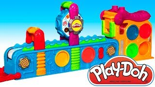 Play Doh Fun Factory Machine Hasbro Toys clay playset for kids