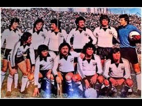 Colo Colo vs Universidad de Chile Campeonato Nacional 1979